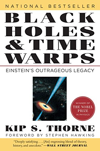 Pdf Math Black Holes and Time Warps: Einstein's Outrageous Legacy (Commonwealth Fund Book Program)