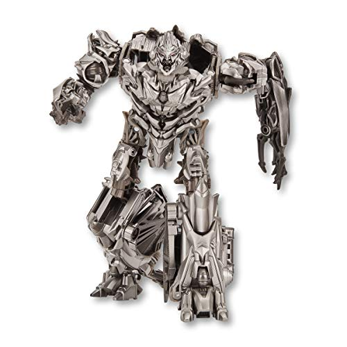 """Transformers Toys Studio Series 54 Voyager Class Movie 1 Megatron Action Figure - Ages 8 & Up, 6.5"""""""