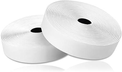 Hochwertiges BW Klettband 45mm breit je 5m Klettverschluss Haken und Flauschband