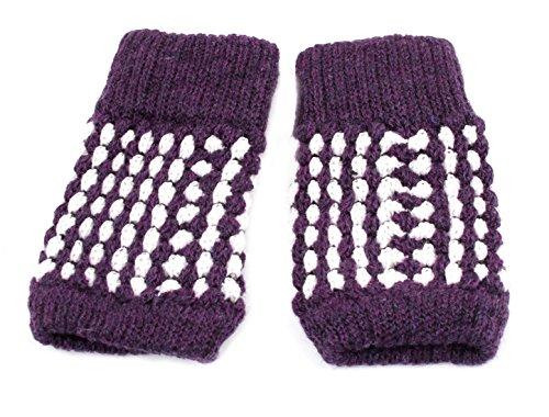 意志熱心なエレクトロニックuxcell グローブ 弾性 フuxcell 指なし 手袋 グローブ ニット フィンガーレスグローブ スマホ対応 暖かい 防寒 レディース