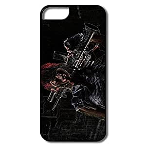 Hot Sci Fi Plastic Cover For IPhone 5/5s