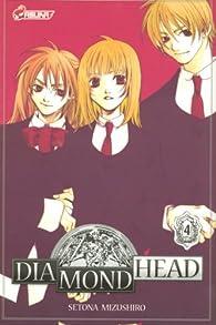 Diamond Head, Tome 4 par Setona Mizushiro