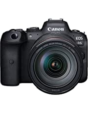 Canon EOS R6 Kit RF 24-105mm f/4 L IS USM