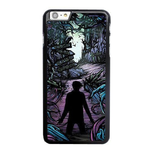 Coque,Apple Coque iphone 6 6S plus (5.5 pouce) Case Coque, Generic A Day To Remember If It Means A Lot To You Cover Case Cover for Coque iphone 6 6S plus (5.5 pouce) Noir Hard Plastic Phone Case Cover