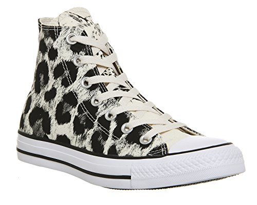 Converse Chuck Taylor All Star Core Hi, Baskets mode mixte enfant Blanc