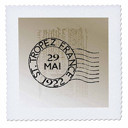 French Postage Stamp - 5