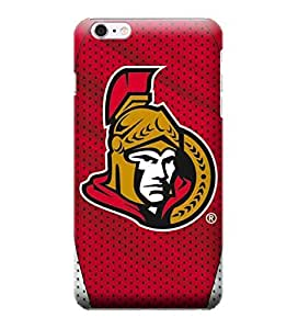iPhone 6 Cases, NHL - Ottawa Senators Home Jersey - iPhone 6 Cases - High Quality PC Case
