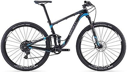 GIANT Anthem X Advanced 29er Mountain Bike Negro/Azul (2016 ...