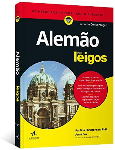 Guia de Conversação Alemão Para Leigos