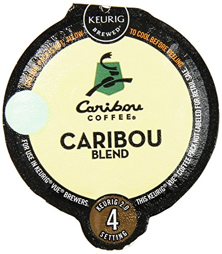 32 Count Caribou Coffee Brewers