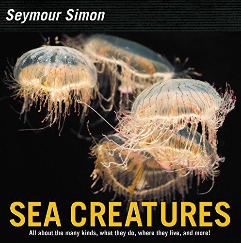 Sea Creatures (Sea Creatures For Children)