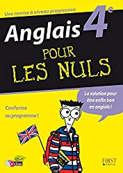 ANGLAIS 4E POUR LES NULS