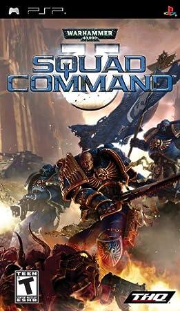 Warhammer 40k: Squad Command - Sony PSP