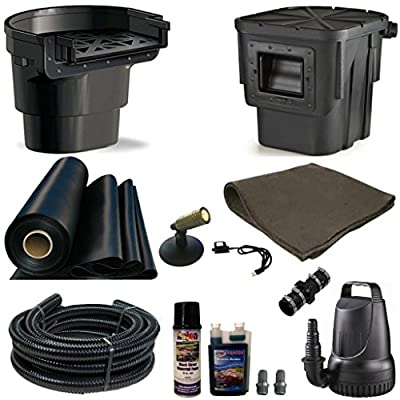 MDA Series Patriot EPDM Rubber Pond Kits