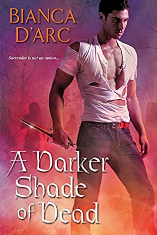 book cover of A Darker Shade of Dead