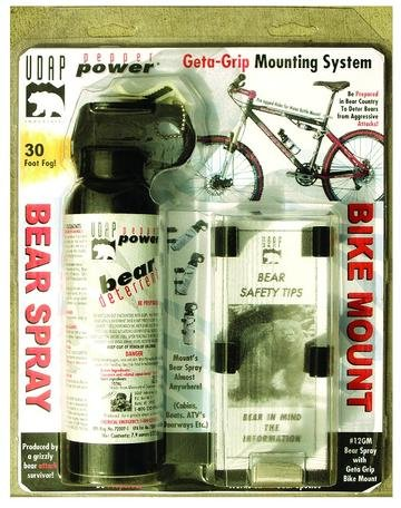Udap 15 Bear Spray Mag Can Only by Udap