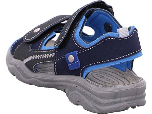 Ricosta Ricosta Sandales Pour Bleu Fille Sandales 44Cfw5Hqx