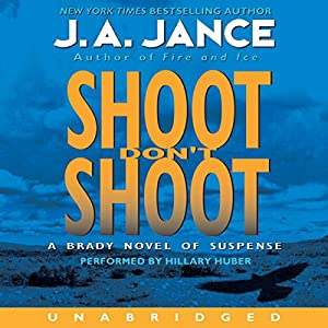 Shoot Don't Shoot Audiobook