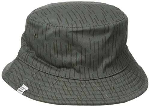 Herschel Supply Co. Men's Lake Bucket Hat large and X-large, Rain Drop Camo/Army, One Size (Custom Bucket Hat compare prices)