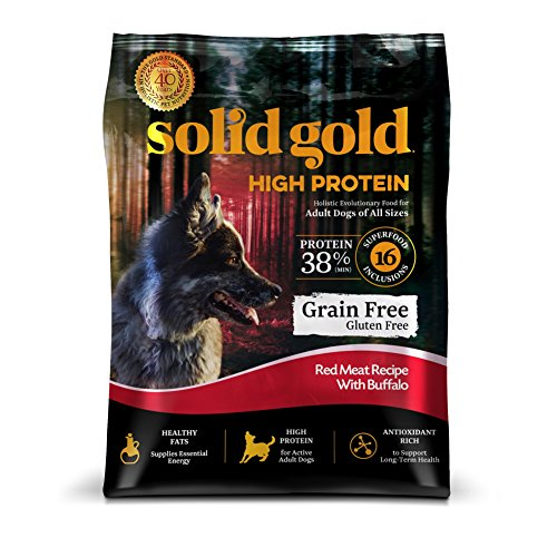 Solid Gold Protein Gluten Buffalo