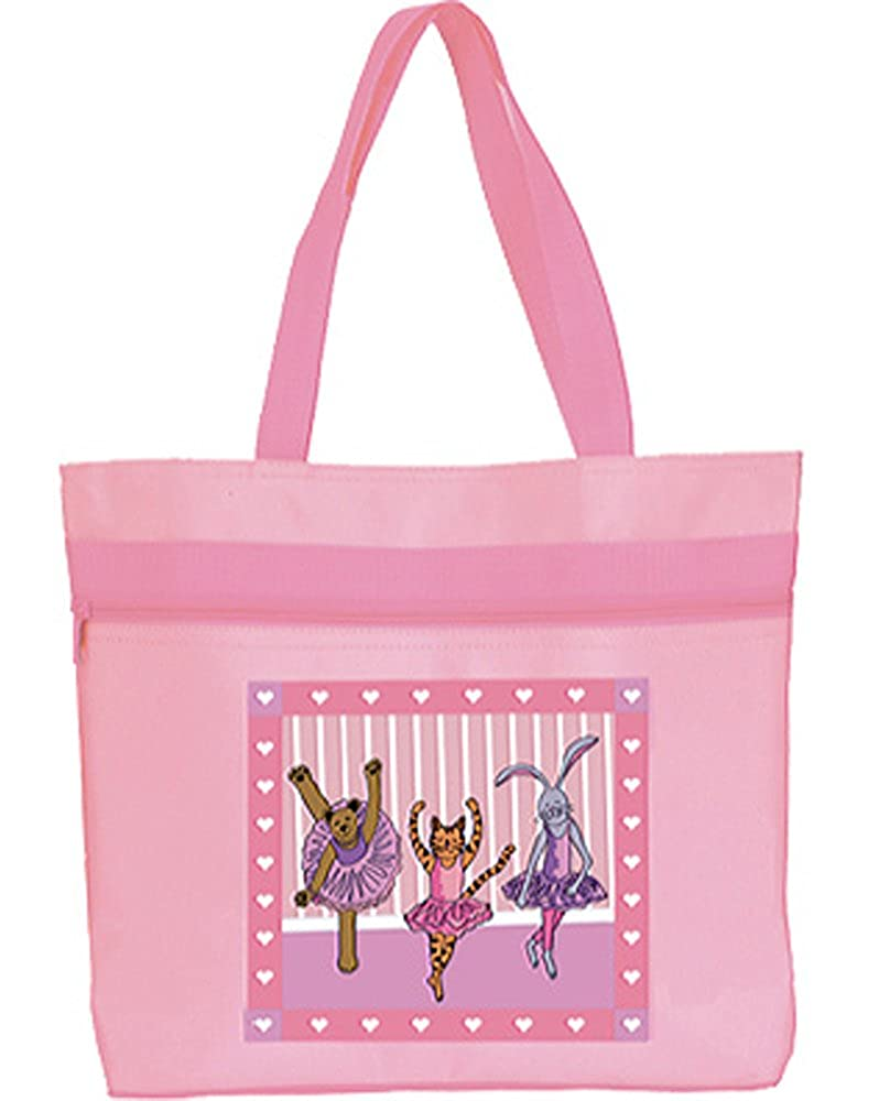 Animal Friends Tote 14 x 11.75 x 3.25