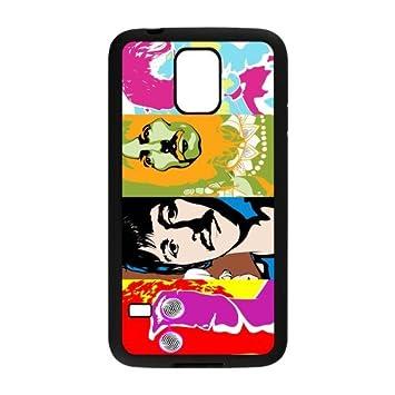 Galaxy S5 Case, carcasa Samsung Galaxy S5, de los Beatles en ...