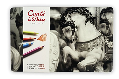 Conte Pastel Pencil Sets 1 pcs sku# 1832863MA by Conte