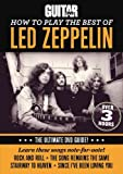 Guitar World -- How to Play the Best of Led Zeppelin: The Ultimate DVD Guide! (DVD)