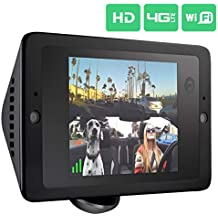 Owl Car Cam: The Smart Security Camera for Your Car That Sends Video to Your Phone — Driving & Parked. Dual HD Cameras, Video Alerts, Live View, History, 2-Way Talk, A.I. Crash Response.
