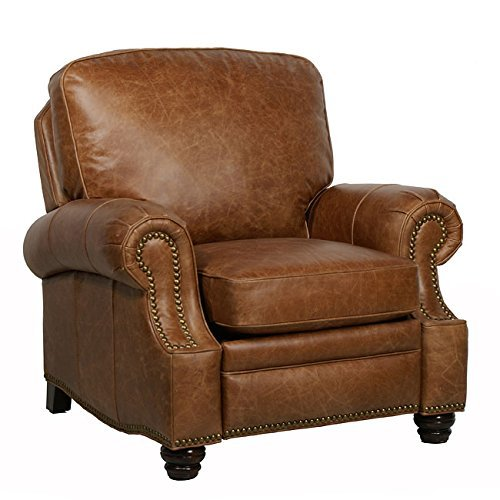 BarcaLounger Longhorn ll Leather Recliner
