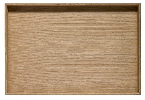 Sagaform 5017606 Oak Serving Tray, Brown
