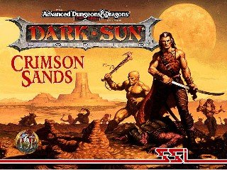 Dark Sun Online: Crimson Sands