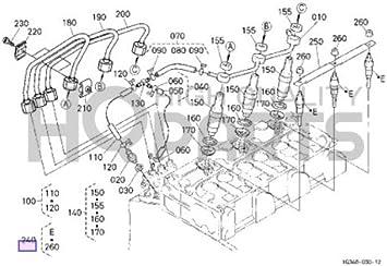 [SCHEMATICS_48IS]  Amazon.com: KUBOTA GLOW PLUG 16851-65512: Automotive | Kubota Glow Plug Wiring Diagram |  | Amazon.com