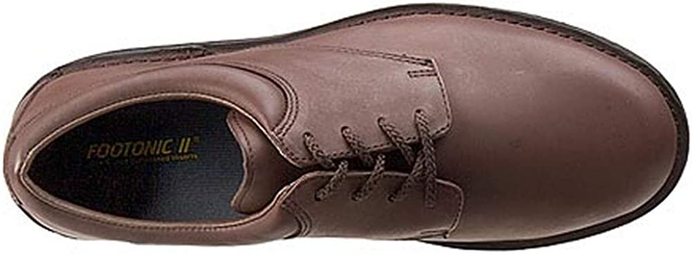 Eva-Tech Mens DressAbout Leather Low Top Lace Up Fashion Sneakers
