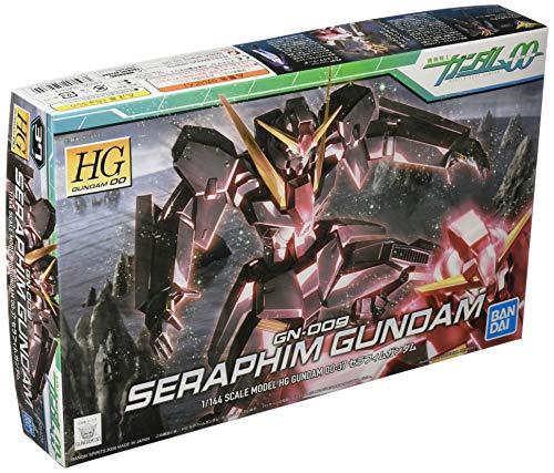 Bandai - Maquette Gundam - 37 Seraphim Gundam Gunpla HG 1/144 13cm - 4573102592354