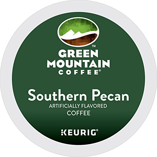 Green Mountain Coffee Southern Pecan Keurig Apart-Serve K-Cup Pods, Light Roast Coffee, 24 Count