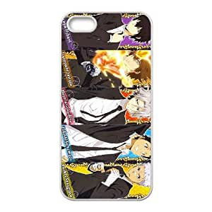 HitmanReborn iPhone 5 5s Cell Phone Case White K091962