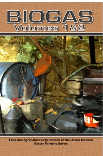 Biogas: Volumes 1 and 2 (Better Farming Series) (1603220313