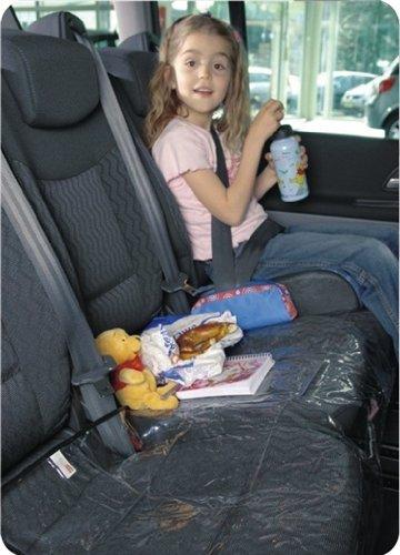 Kaufmann KIKFZ580 Protective Cover for Back Seats: