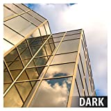 BDF PRGD Window Film Premium Color High Heat Control and Daytime Privacy Gold (24in X 100ft)