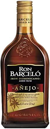 Ron - Barcelo Añejo 1L: Amazon.es: Alimentación y bebidas