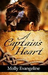 A Captain's Heart (Pirates & Faith Book 3)