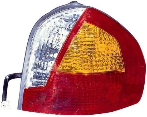 Depo 321-1928R-AS Hyundai Santa Fe Passenger Side Replacement Taillight Assembly 02-00-321-1928R-AS