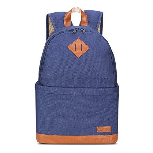 Kattee-Professional-Canvas-SLR-DSLR-Camera-Backpack-Laptop-Bag-Case