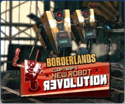 Amazon.com: Borderlands New Revolution [Online Game Code ...