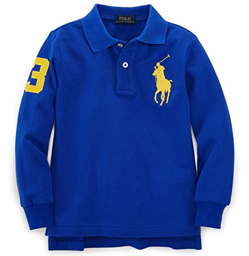 Ralph Lauren Rugby Top - 5