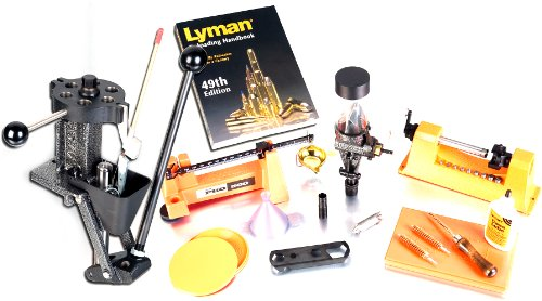 Lyman Reloading Press T-Mag Expert Kit