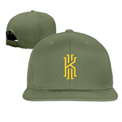 Adjustable 2# Basketball Player Kyrie K Irving Stylish Hip-Hop Hat Snapback Baseball Cap -