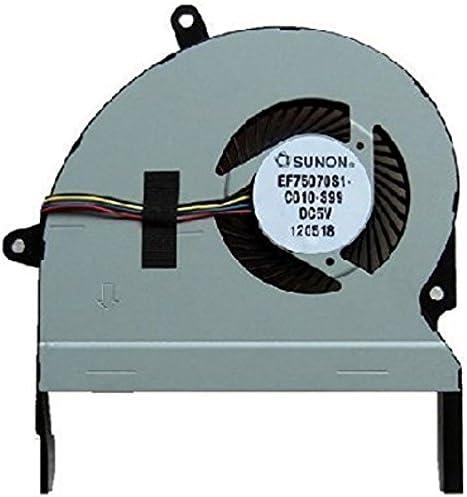 wangpeng New CPU Cooling Fan Cooler For Asus X401 X401A P//N:13GN3C1AM030-1