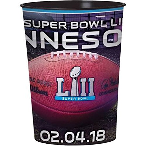 Super Bowl LII 16 Oz Favor Cup SuperBowl 52]()